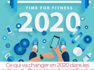 Ce qui va changer en 2020 dans les métiers du fitness ! (coach sportif inclus)